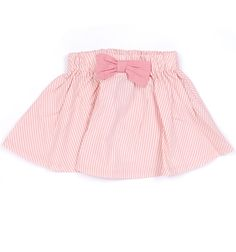 Køb Coral stripe nederdel fra krutter hos HoppeLoppe