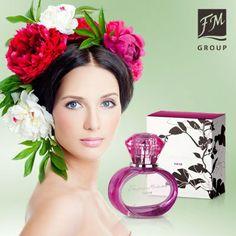 Luxury parfum FM Group