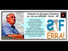 Henrique Pizzolato fala pela primeira vez em público sobre AP 470 na APE...