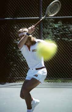 BJÖRN BORG Mode Tennis, Tennis Clubs, Sport Tennis, Tennis Players, Tennis Bags, Tennis Clothes, Tennis Doubles, How To Play Tennis, Tennis Pictures