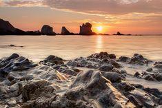 Fotografía de paisaje · Daniel Latorre fotografía Celestial, Sunset, Water, Outdoor, Paisajes, Places, Gripe Water, Outdoors, Sunsets