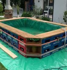 pool selber bauen - home interior design ideas | home interior, Gartenarbeit ideen