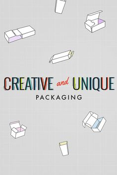 50 Insanely Creative and Stunning Packaging Designs