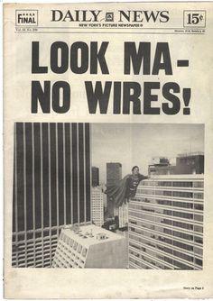 Prop newspaper used in Superman (1978)