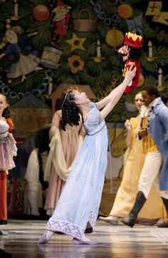 pnb nutcracker | Pacific Northwest Ballet's Nutcracker | Saturday Matinee