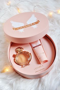 Nothin' Fancy. Really.: Paco Rabbane Olympea Gift Set
