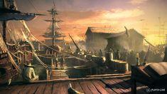 AC III - Boston Harbour