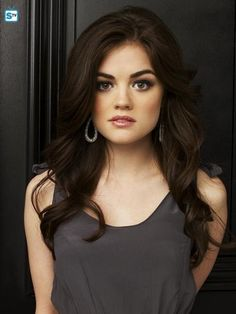 """Pretty Little Liars S1 Lucy Hale as """"Aria Montgomery"""""""