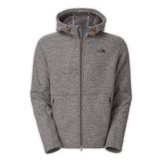 The North Face Mens Jackets  Vests MENS ZERMATT FULL ZIP HOODIE
