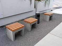 Gartenbank Aus Beton Bauen Holz Garden Bench Made of Concrete Build Wood – New Deco Ideas No related posts. Diy Outdoor Furniture, Garden Furniture, Outdoor Decor, Outdoor Seating, Backyard Patio Designs, Diy Patio, Budget Patio, Barbacoa Jardin, Design Jardin