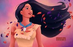 Pocahontas: Colors of the Wind by annmelisse on deviantART