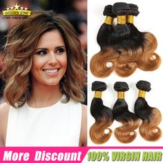 Find More Human Hair Extensions Information about Short Brazilian Body Wave Star Style Human Hair 4 Bundles Deals #1B/27 30 Ombre Dark Roots Blonde Hair Body Wave Brazilian Hair,High Quality hair bang,China hair chemical Suppliers, Cheap hair extensions natural hair from Xuchang Golden Star Hair Aliexpress Co,.Ltd. on Aliexpress.com