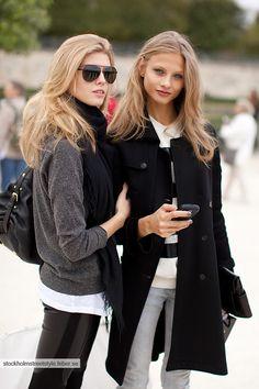 Maryna Linchuk + Anna Selezneva