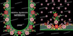 Blouse Designs Silk, Work Blouse, Machine Embroidery, Embroidery Designs, Fashion, Moda, Fashion Styles, Bruges Lace, Fasion