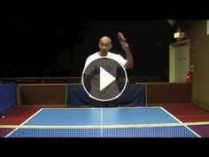 How to Do a Table Tennis Forehand Smash Tennis Rules, Tennis Tips, Tennis Gear, How To Play Tennis, Tennis Pictures, Tennis Serve, Tennis Party, Tennis Equipment, Tennis Accessories