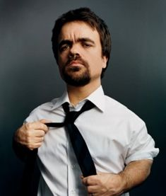 Actor Peter Dinklage Love this guy!