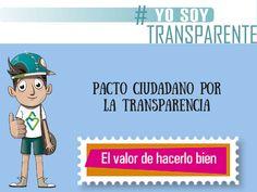 #PactoCiudadano por Transparencia, Integridad y Defensa de lo público como pilares de la #LuchacontralaCorrupción.