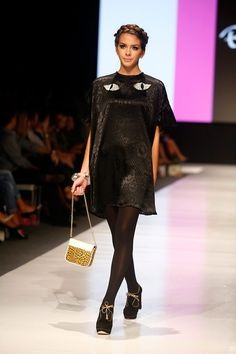 #cat #eyes #Peru #Lima #FASHION WEEK LIF Week: Jessica Butrich