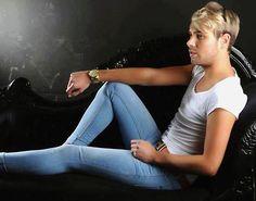 hot super skinny blue jeans