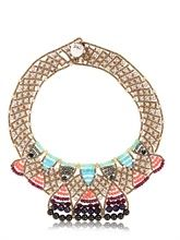 ZIIO - JARDIN DE PARADIS NECKLACE - LUISAVIAROMA - LUXURY SHOPPING WORLDWIDE SHIPPING - FLORENCE