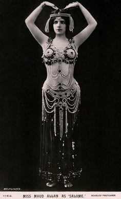 Maud Allen