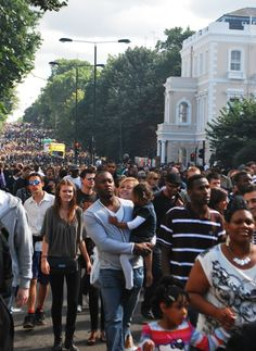 Notting Hill Carnival 2010 in London – Photo Essay