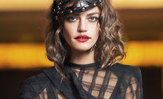 Sheer Decadence: Daria Pleggenkuhle Stuns for STYLE SCMP Magazine