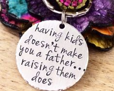 Stepfather Gift, Gift for Step Dad, Step Parent Keychain, Step Mother Gift… Stepdad Fathers Day Gifts, Fathers Day Quotes, Dad Quotes, Gifts For Brother, Gifts For Boys, Step Parent Adoption, Adoption Gifts, Adoption Day, Gotcha Day