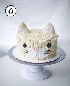12 Totally Amazing Kids' Cake Ideas