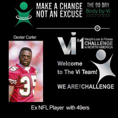 Another Superstar joins the challenge!  http://www.workwithtodd.info  Please like, share and repin :)