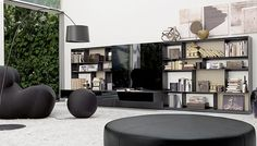 TV Storage. B  B Italia.