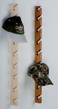 Como guardar las gorras de béisbol la ropa A la moda y el diseño del interior por las manos