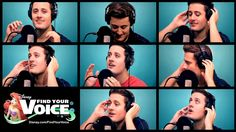 Find Your Voice: Nick Pitera - Kiss the Girl I must find this man and marry him. Today.