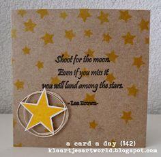 Stampin' Up!, Stampotique ---> Klaartje's kaartjes en meer...