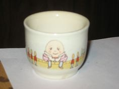 """""""Humpty Dumpty"""" Egg Cup by Poole,   England"""