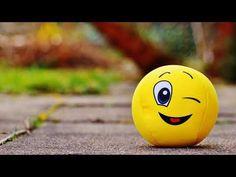 Картинка разные.  мячик, смайлик, улыбка.