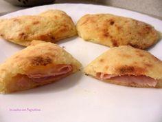 #Sofficini di #patate al forno