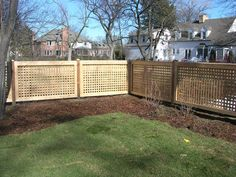 Image Privacy Fence Ideas For Backyard — Fence Ideas