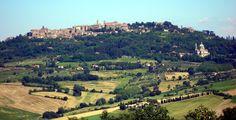 Montepulciano, Tuscany, It.