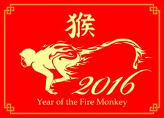 The year of the Fire Monkey is on track to be the most volatile year since 1938, according to financial expert Dawn J, Bennett. Click here to learn more.