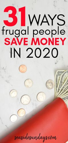 Save money in 2020 with these great budgeting tips. Want to start living a more frugal life? If you want some money saving ideas, check out this list of tips that will help you to save money and live Best Money Saving Tips, Ways To Save Money, Cost Saving, Frugal Living Tips, Frugal Tips, Frugal Blogs, Extreme Cheapskates, Finanz App, Money Bill