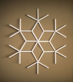 These intricate snowflakes were easy to make and fun to design. We made them as a family and everyone chose to use a different pattern. The instructions are for only one of the designs, but feel free to create your own.