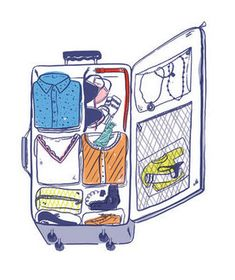 Struggling to close your suitcase? Follow this three-step plan on what to pack, how to fold, and where to fit it all in.