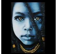 'Raya Baby', painting by ZINA | compare with other similar paintings on board INSPIRED OF...