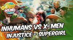 Marvel - Anuncia Inhumans vs X-Men