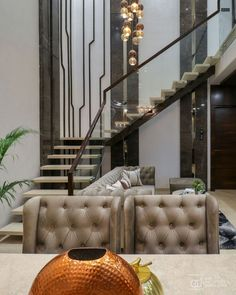 Staircase Ideas, Stairs, Interiors, Luxury, Modern, Home Decor, Stairway, Trendy Tree, Decoration Home