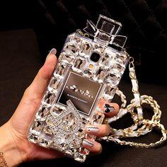 iphone6 plus/7ディオールDior香水瓶スマホケース キラキラダイヤモンド手作り 香水ボトル型アイフォンSE/5s携帯カバー シリコン製ソフト
