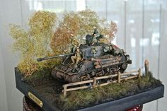 Fury Sherman Tank, Model Tanks, Military Modelling, Military Diorama, Model Kits, Model Building, Photos Du, Plastic Models, Scale Models