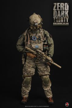 Product Announcement [soldierstory]ZERO DARK THIRTY-DEVGRU SQUADRON TEAM LEADER - OSW: One Sixth Warrior Forum