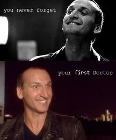Imagen de doctor who, christopher eccleston, and ninth doctor Ninth Doctor, First Doctor, Doctor Who, Never Forget You, You Never, Christopher Eccleston, Dr Who, Find Image, We Heart It